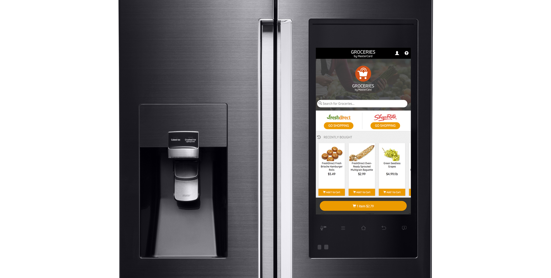 MasterCard, Samsung Make Everyday Shopping Easier in Tomorrow\'s ...