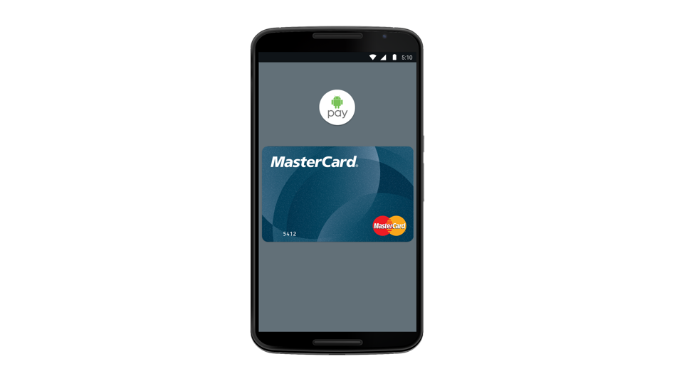 how to use android to pay visa