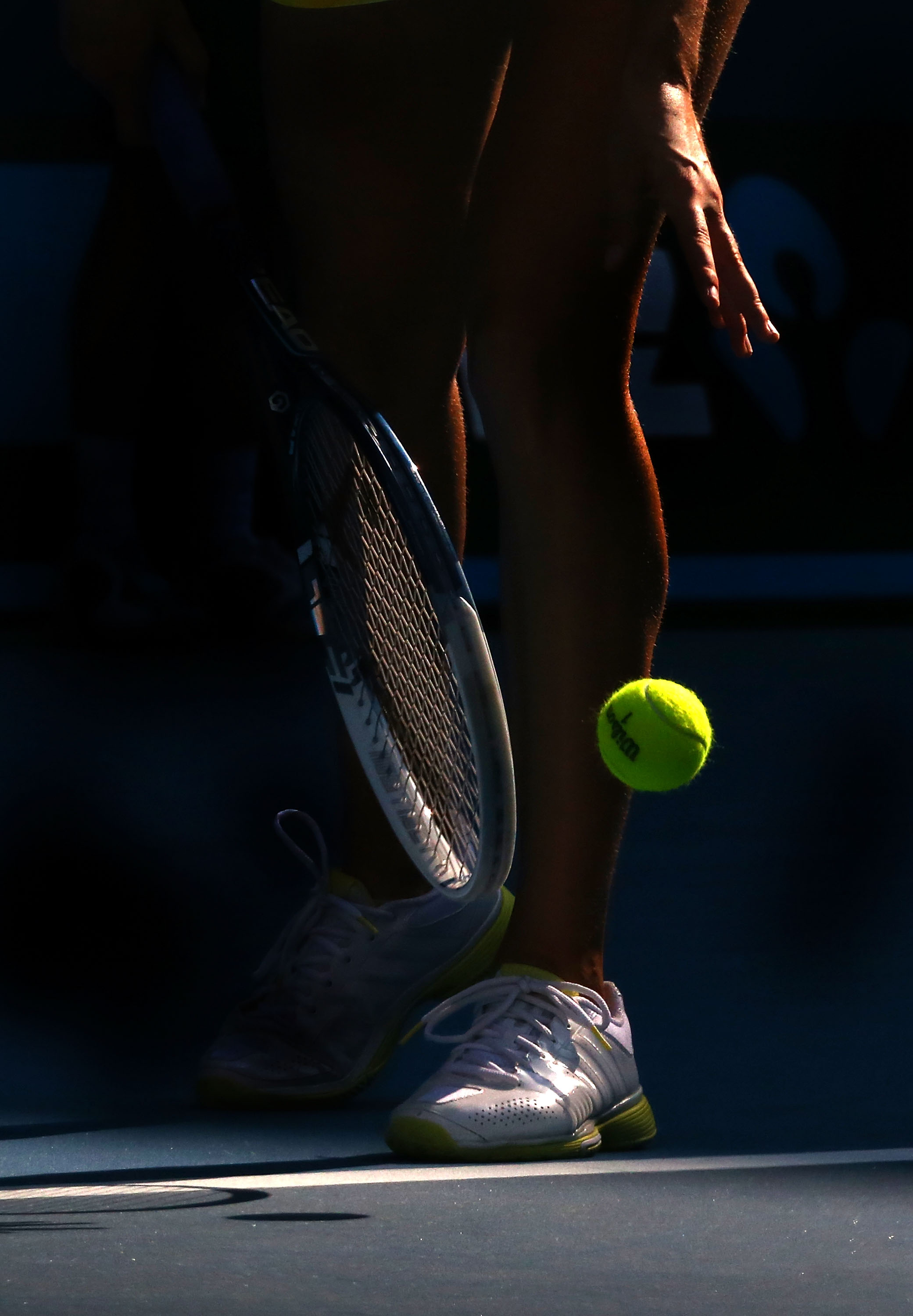 Off Court At The 2013 Australian Open