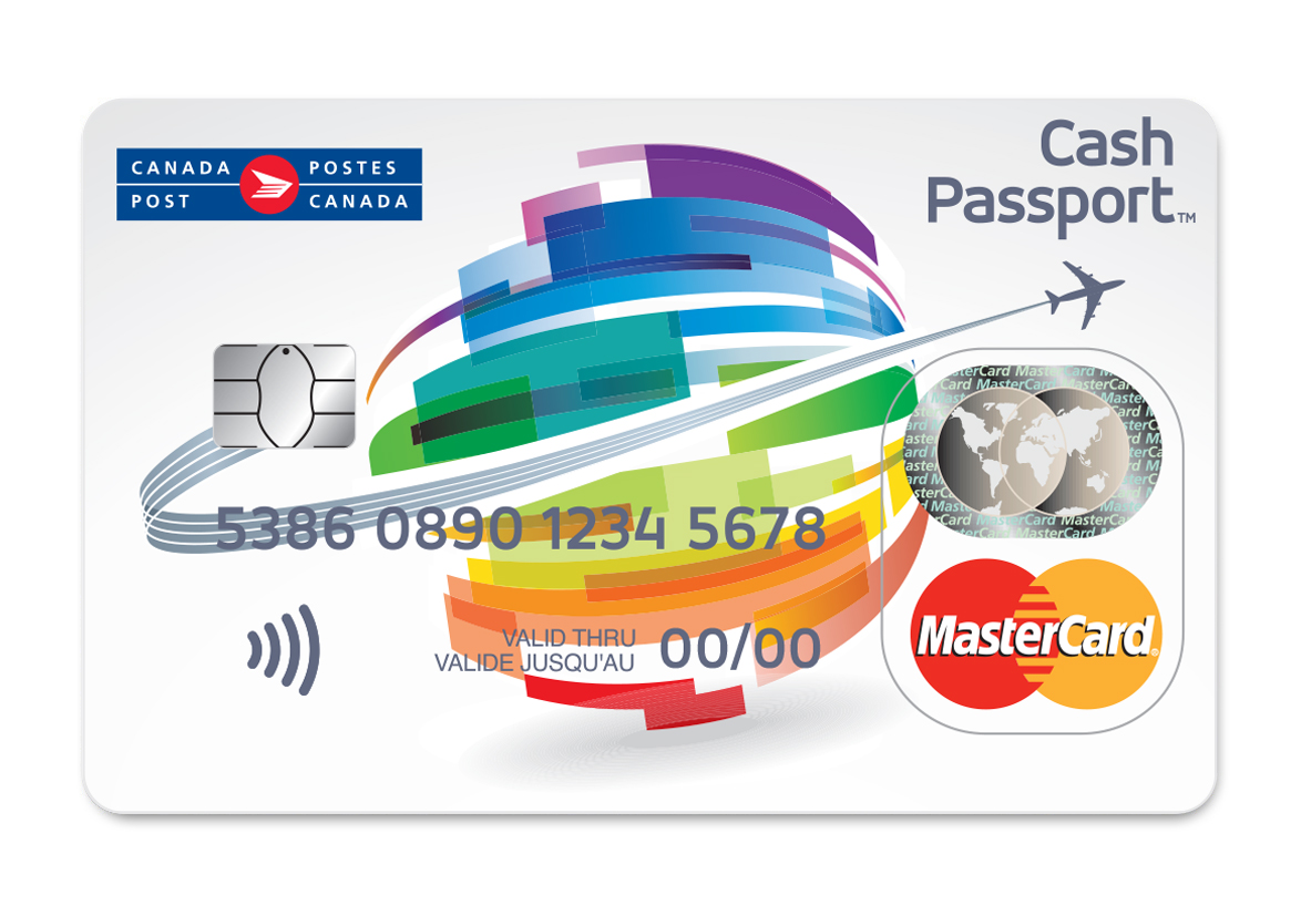 New Prepaid Card - Seven Currencies, One Cash Passport
