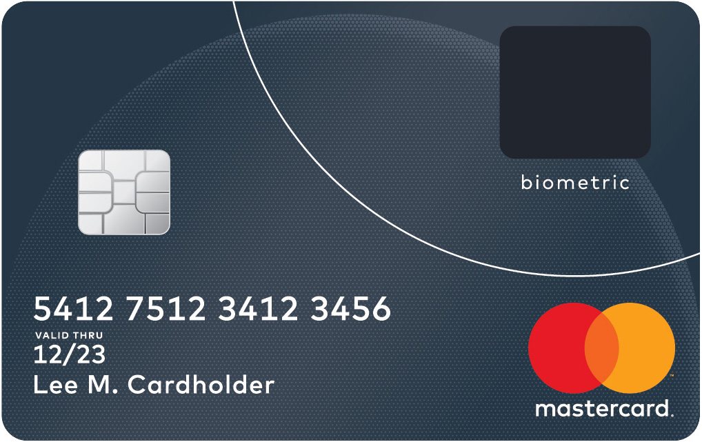 Mastercard Unveils Next Generation Biometric Card