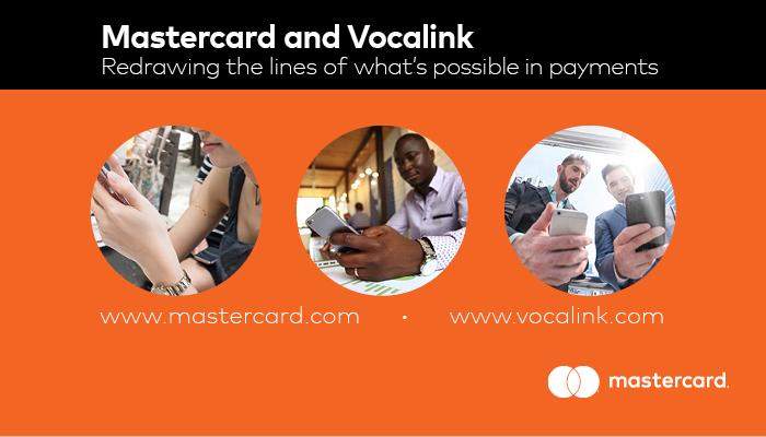 Vocalink and Mastercard