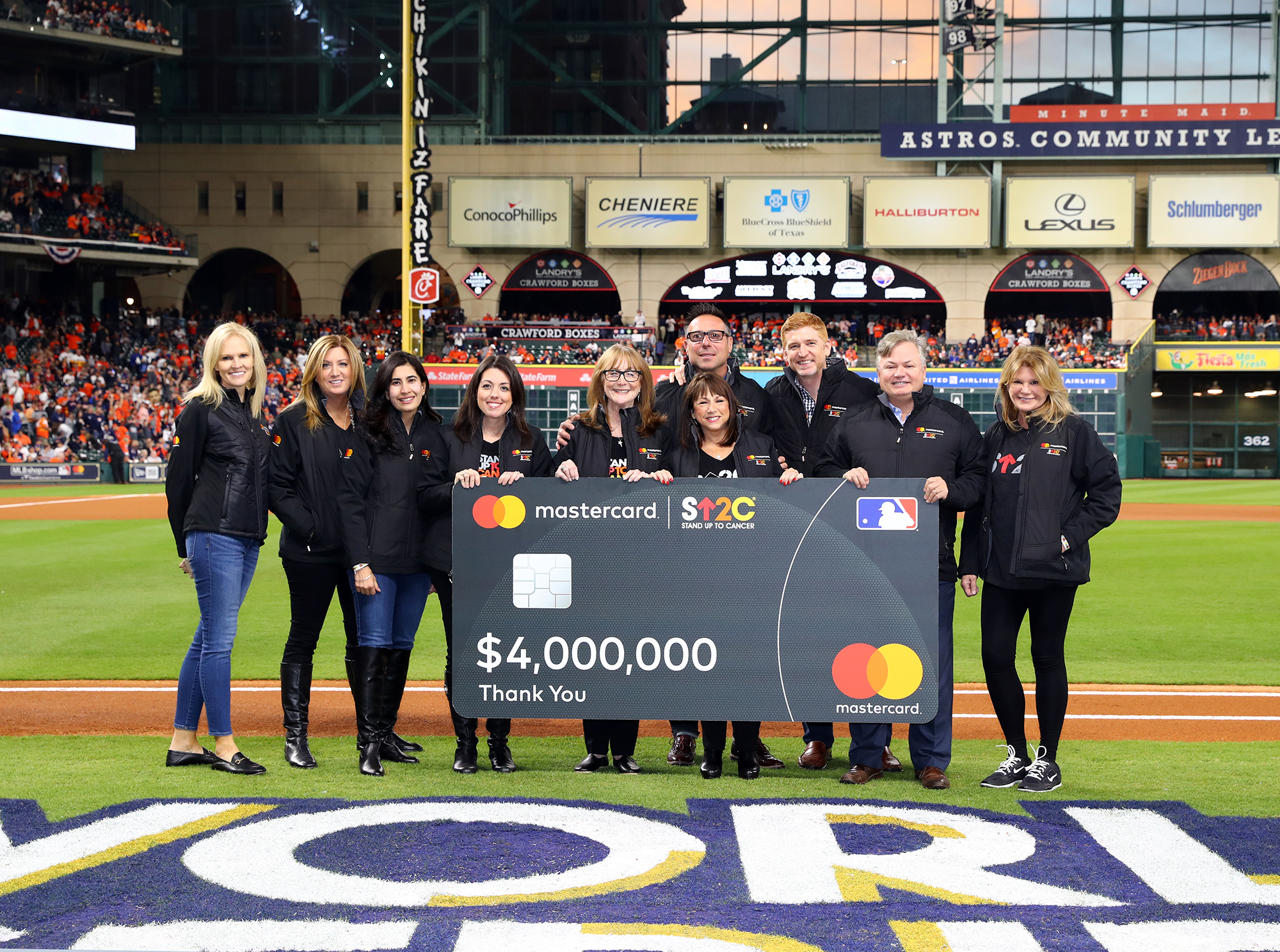 Mastercard and MLB Deliver In-Stadium Augmented Reality Experience at 2017 World Series