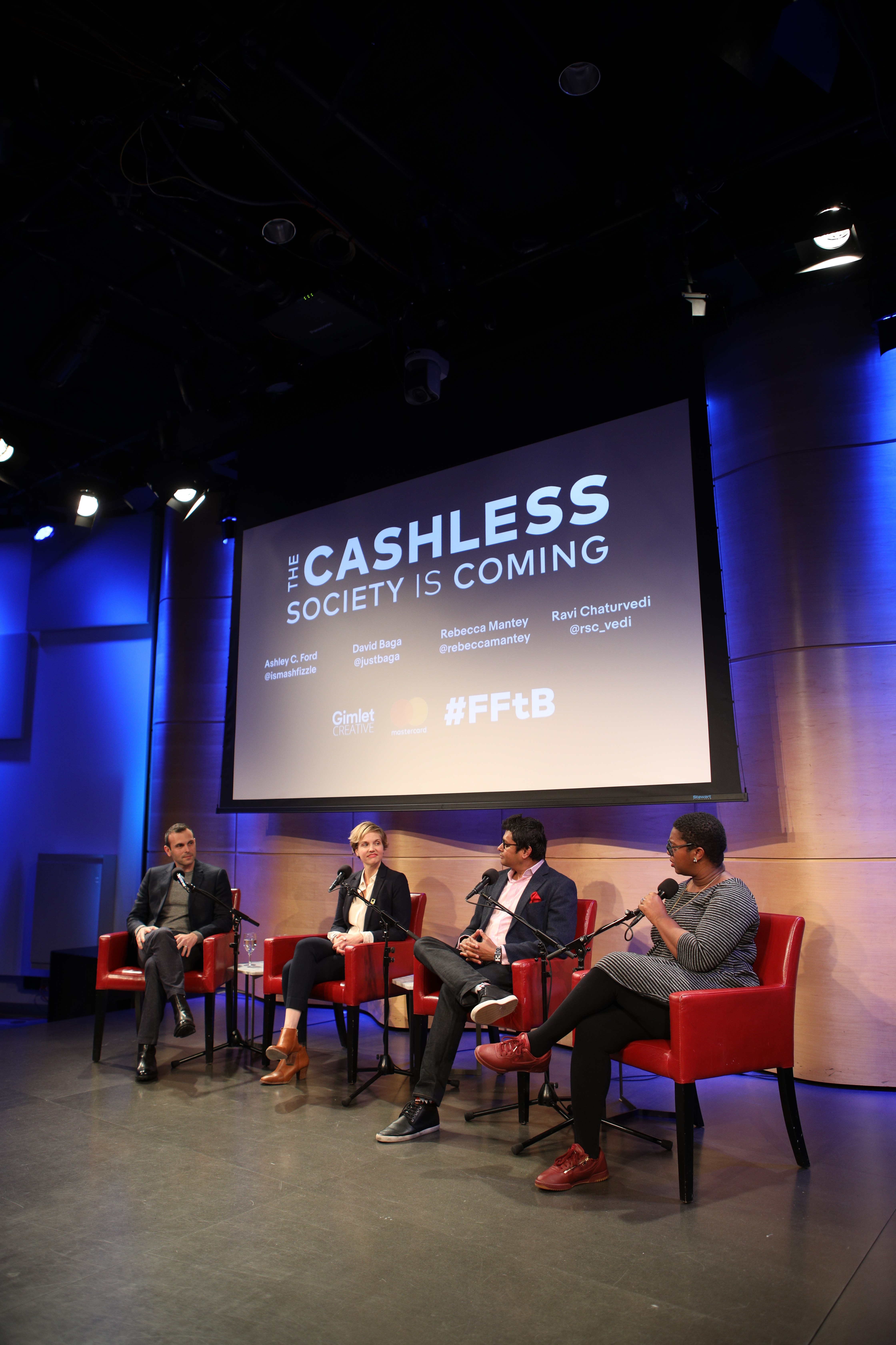 A Cashless Society is Coming