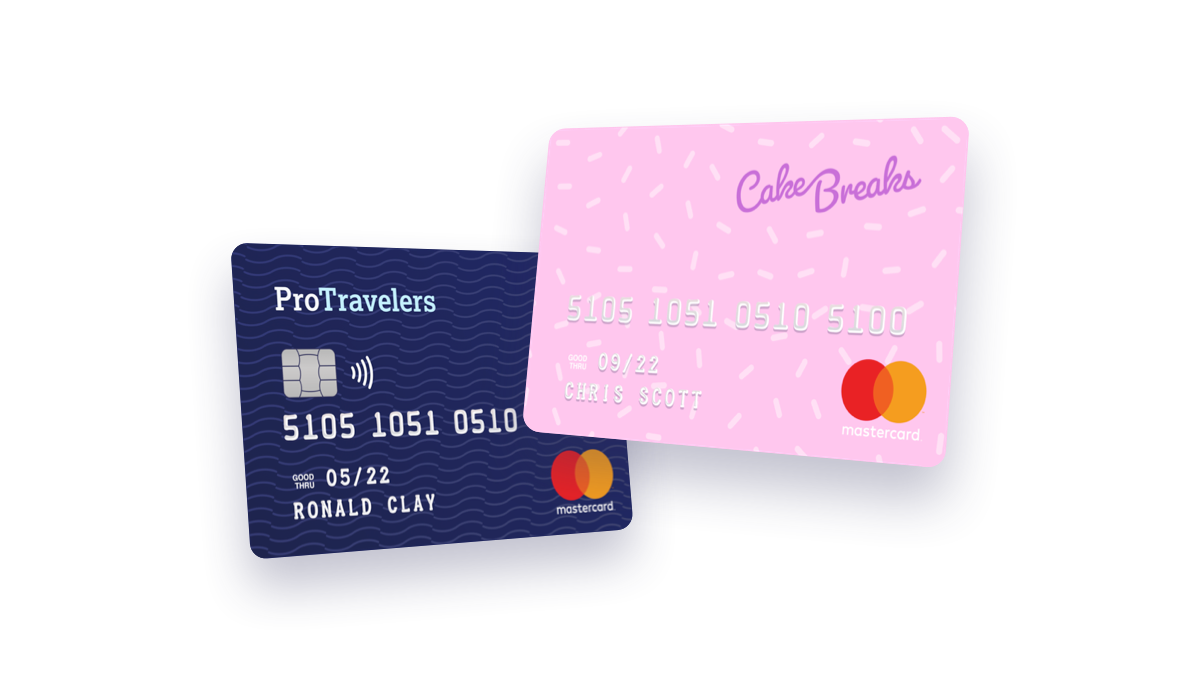 Mastercard and Stripe To Let Companies Design and Issue Their Own Cards