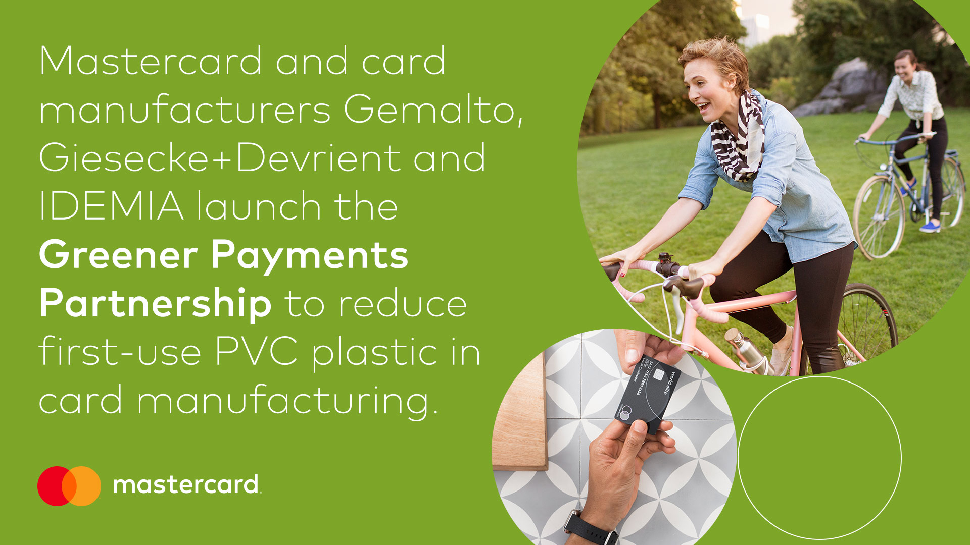 New Partnership Aims to Make Payments More Sustainable