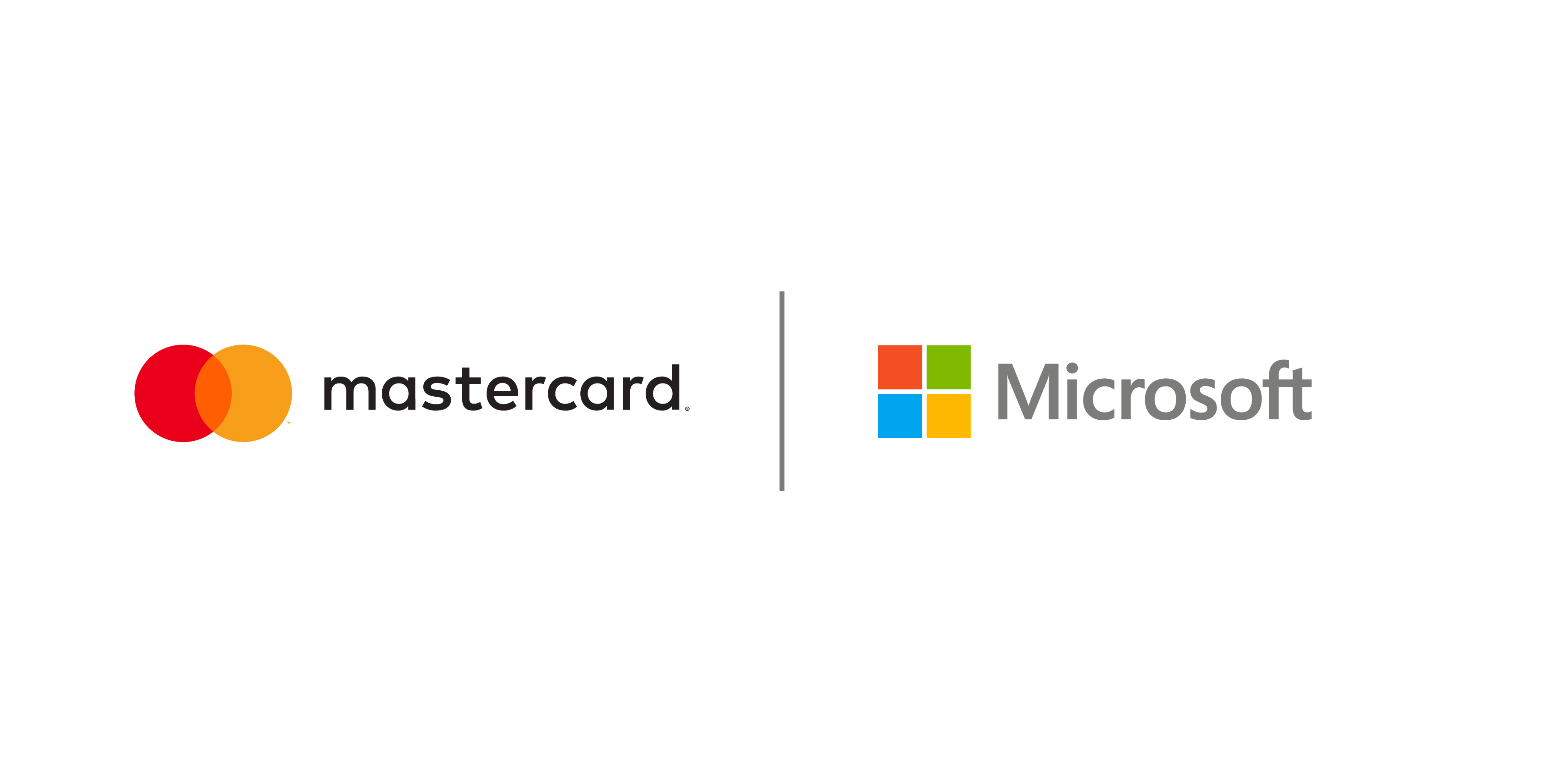 Mastercard and Microsoft