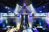 Saint Louis, MO - April 13: --- during the 2019 League of Legends Championship Series Spring Finals at Chaifetz Arena on April 13, 2019 in Saint Louis, Missouri. (Photo by Colin Young-Wolff/Riot Games)