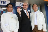 Flickr Photo: MasterCard Marks Another First in Myanmar with First ATM Transaction Using a MasterCard Card