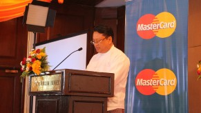 Flickr Photo: Speech by U Khin Maung Aye, Chairman, Co-operative Bank