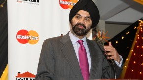 Flickr Photo: Ajay Banga, President and CEO, Celebrates Partnership with MasterCard and Equity Bank in Remarks