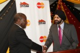 Flickr Photo: Ajay Banga, President and CEO and Dr. James Mwangi, CEO Equity Bank Group Shake Hands to Formalize Partnership