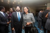 Flickr Photo: Ajay Banga, President and CEO, MasterCard, meets with Executive Director, Business Development at Nigeria Inter-Bank Settlement System, Christabel Onyejekwe