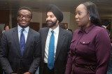 Flickr Photo: Ajay Banga, President and CEO, MasterCard meets business leaders at the MasterCard Thought Leadership session in Abuja, Nigeria
