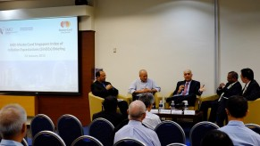 Flickr Photo: Singapore Inflation Expectations Media Briefing: Panel Discussion