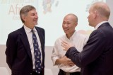 Flickr Photo: Prof Angelopulo, Dr Hedrick-Wong, Michael Miebach