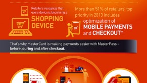 Flickr Photo: Infographic: MasterCard is Making Checking Out Easier for Merchants with MasterPass