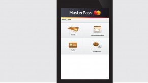 Flickr Photo: MasterPass Platform Featured on Smartphone
