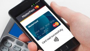 MasterPass on Smartphone