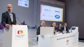 Flickr Photo: MasterCard at MWC13: Europe panel at the MasterCard Global Mobile Payments Symposium