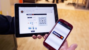 MasterCard showcases the future of mobile payments with MasterPass.