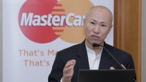 Flickr Photo: Launch of Global Destination Cities Index 2013 in Dubai: Dr. Yuwa Hedrick-Wong, Global Economic Advisor, MasterCard, presenting
