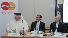 Flickr Photo: Launch of Global Destination Cities Index 2013 in Dubai: Panelists