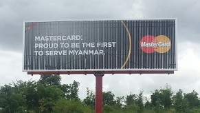 Flickr Photo: MasterCard Pioneering Payments in Myanmar