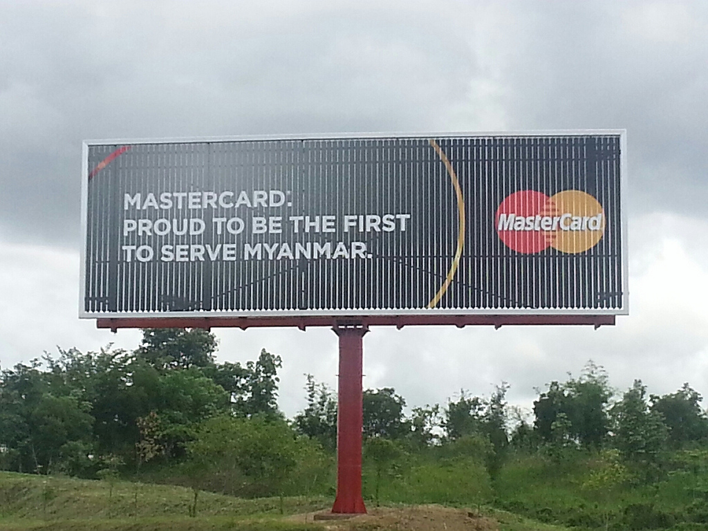 0cbf93ef9182c MasterCard and CB Bank Mark Another First in Myanmar | Global Hub