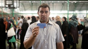 Flickr Photo: WFP: Receving Card