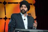 Flickr Photo: Ajay Banga at Intel Capital Summit