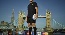 Flickr Photo: Rugby World Cup: Dan Carter Warm-Up
