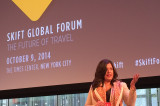Flickr Photo: Skift Forum: Diano Robino Welcomes Guests