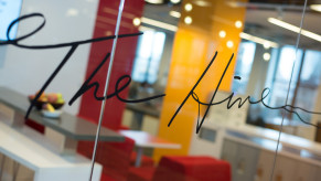 Flickr Photo: The Hive Conference Room in MasterCard's NY Tech Hub