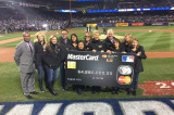 Flickr Photo: Stand Up To Cancer at 2015 World Series