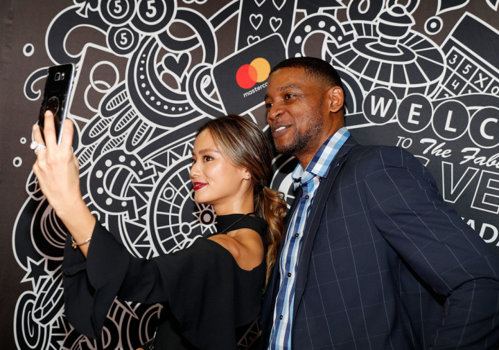 Flickr Photo: Jamie Chung at Mastercard Selfie Studio at Money20/20