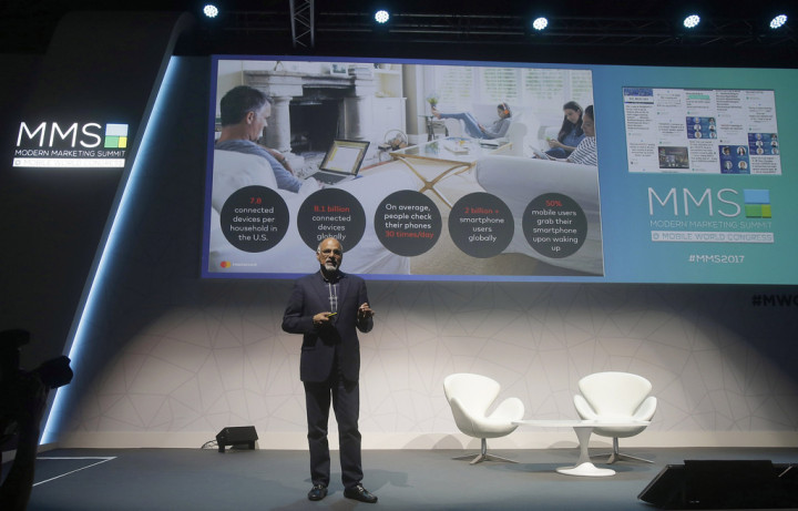 Flickr Photo: Mastercard at Mobile World Conference 2017