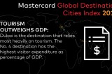 Flickr Photo: Mastercard Global Destination Cities Index: Tourism
