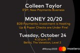 Flickr Photo: Colleen Taylor at Money 2020
