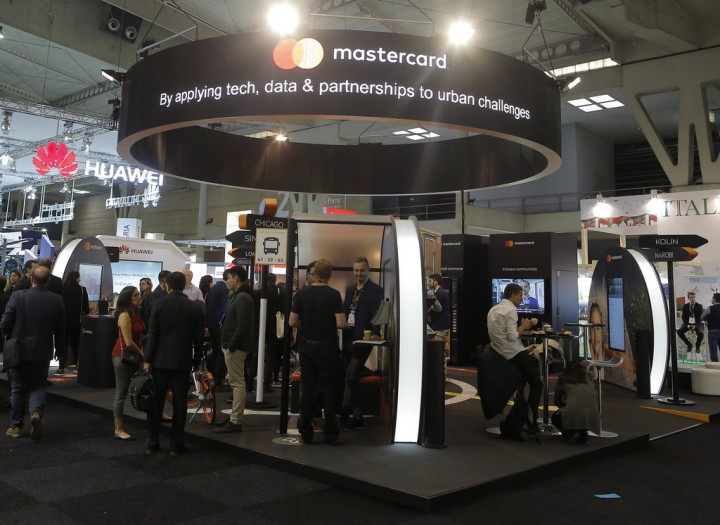 Flickr Photo: Mastercard Smart City Expo 2017