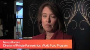 YouTube Video: MasterCard and the World Food Program Team up for Digital Food