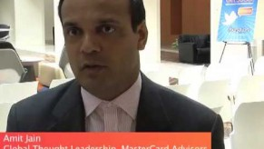 YouTube Video: MasterCard Morning Brew: Gearing up for Financial Inclusion Forum