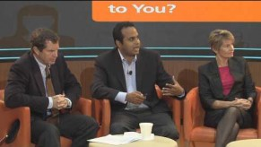 YouTube Video: MasterCard Hosts A Cashless Conversation on Financial Inclusion: Panel Discussion