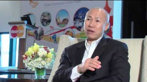 YouTube Video: MasterCard Global Destination Cities Index 2013: Video Interview with Dr. Yuwa Hedrick-Wong