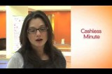 YouTube Video: Cashless Minute: Simplifying Online Shopping, a Small Business Success Story and More