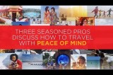 YouTube Video: Travel Talk: Blogger tips for travelling with peace of mind