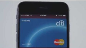 YouTube Video: Apple Pay at Work with MasterCard