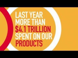 YouTube Video: MasterCard By the Numbers
